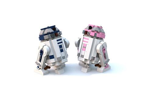 R2-D2 ❤ R2-KT