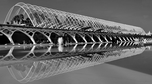 L'Umbracle at C.A.C. Valencia