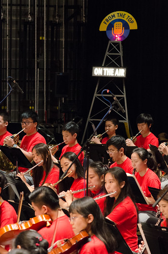 The National Youth Orchestra of China | by From the Top, Inc.
