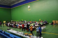 Comida XV. DÍA DE LOS CLUBS