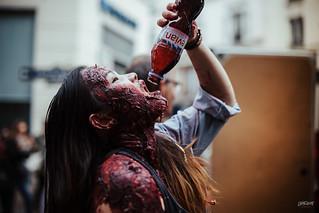 Zombie Walk Paris 2017