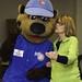 2017 WNL with Cubbie Bear