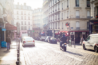 Rue des Abbesses | by like / want / need