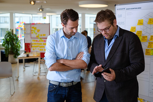 Design A Better Business masterclass @ Zoku Amsterdam, October 2017 | by Sebastiaan ter Burg