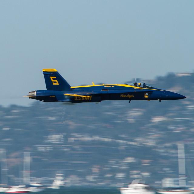 SF Fleet Week 2017: the abrasiveness was cloak-and-dagger