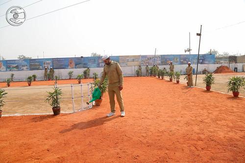 Sewadal on duty