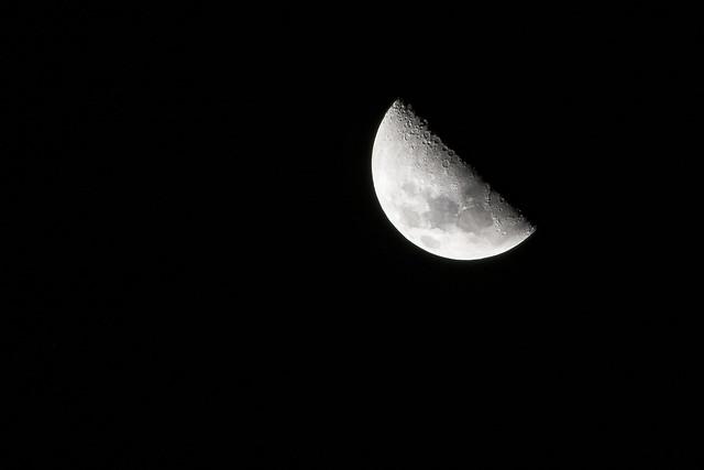 Luna - Moon 27-10-2017