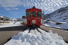 MGB - Station Oberalp Pass