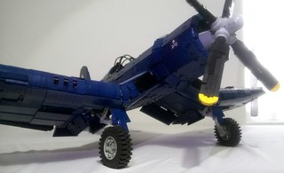 LEGO - F4U - Corsair | by mattingly3900