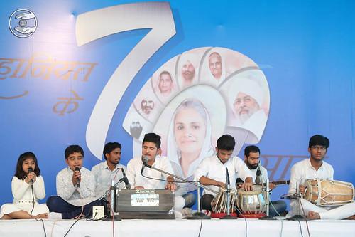 Avtar Bani by devotees from Palwal, Haryana