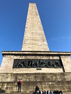 Wellington Monument (India side), Phoenix Park, Dublin