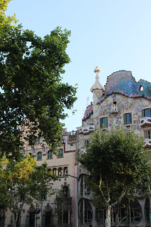 casa batllo barcelona 2 | by blondgarden