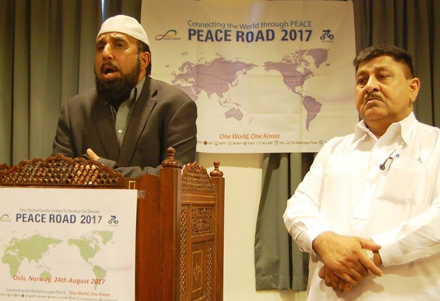 Norway-2017-08-26-Norway's 'Peace Road' Starts in Mosque