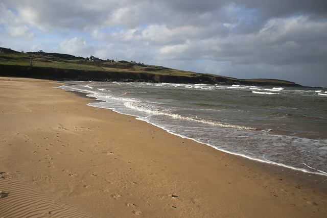 The beach at Armadale