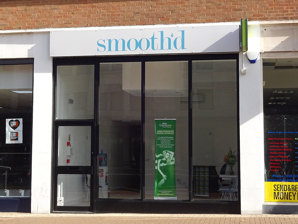 Smooth'd, Croydon, London CR0 | Links: Completists' Guide to… | Flickr