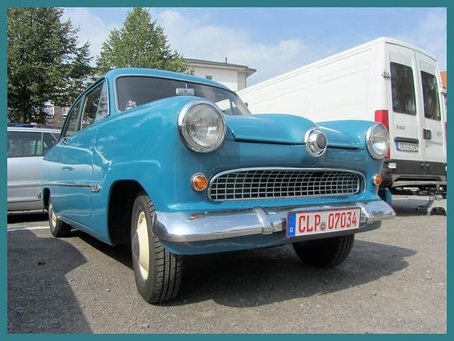 Ford Taunus 12 M, G13 AL, 1959 _