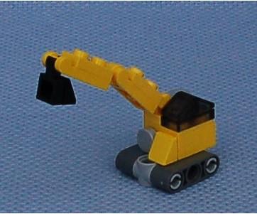 Mini-Excavator   by Mantis.King