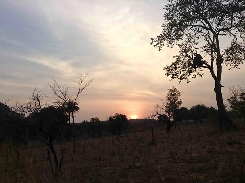 sunsetoverlangalangavillage nasarawastate nigeria jujufilms