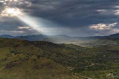 Gorgeous, Even When Cloudy - Davis Mountains, Texas