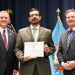 Fri, 10/20/2017 - 14:16 - On October 20, 2017, the William J. Perry Center for Hemispheric Defense Studies hosted a graduation ceremony for its Strategy and Defense Policy course. The ceremony took place in Lincoln Hall at Fort McNair in Washington, DC.