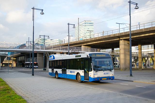 GVB 258 - Amsterdam