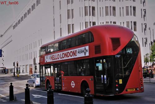 Bus LT124 London   by WT_fan06