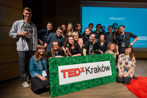 TEDxKraków 2017 - Turning Point | by TEDxKraków