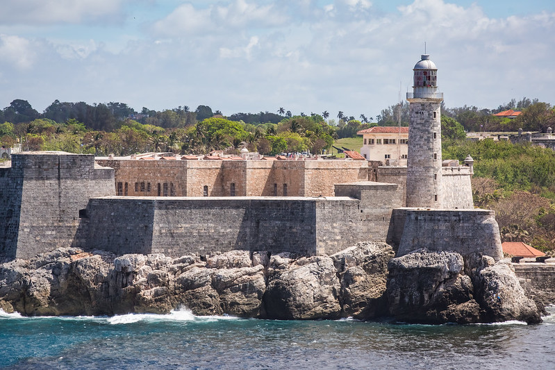 El Morro Guarding Havana Harbor