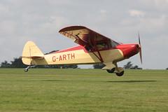 G-ARTH Piper PA-12 [12-3278] Sywell 020917