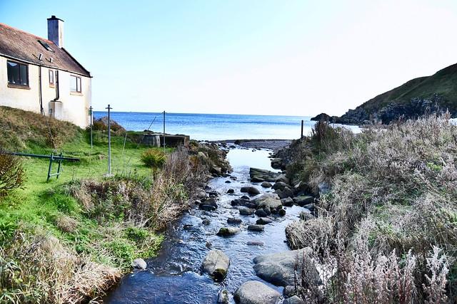 Newtonhill Bay - Kincardineshire Scotland 5/11/17