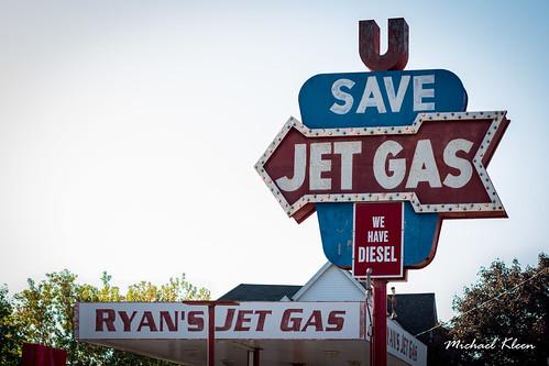 Ryan's Jet Gas