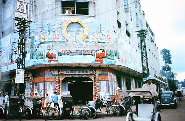 Tết Trung Thu xưa tại nhà hàng Đồng Khánh