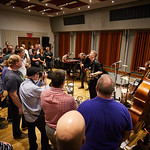 Wed, 20/09/2017 - 7:32am - Josh Ritter and his band perform for a WFUV Public Radio broadcast at Gibson Guitar Studios in New York City, 9/20/17. Hosted by Rita Houston. Photo by Gus Philippas/WFUV
