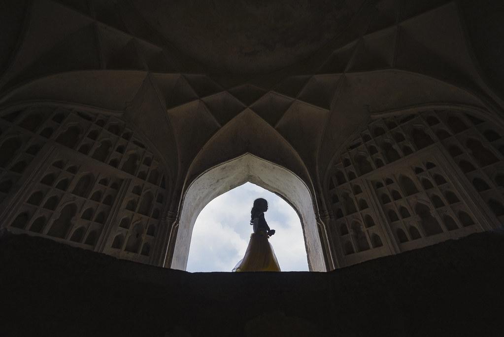 Rani Mahal @Golgonda Fort