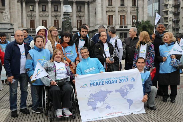 "Argentina-2017-08-27-2017 Peace Road: ""A Caring, United Argentina"""