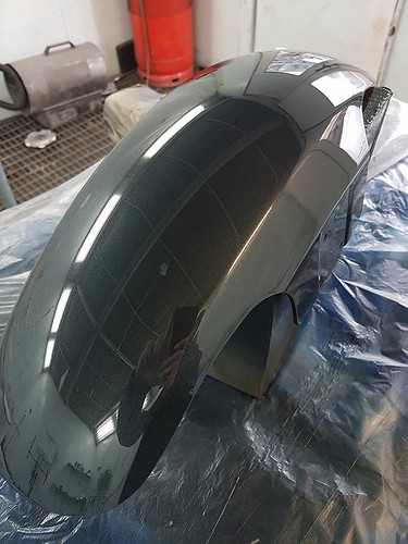 front fender in base and clear 2   by devereuxandy