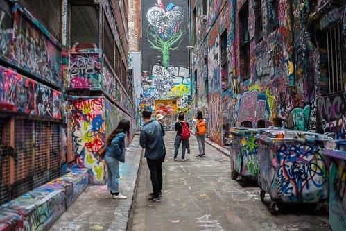 Melbourne | by PhilliB123
