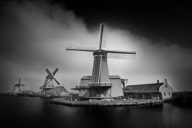 Zaanse Schans, Zaandam, Países Bajos