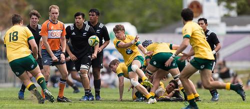 Australian Schoolboys v New Zealand Schoolboys 071017 -5