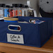 Cubo Half Size Fabric Storage Bins