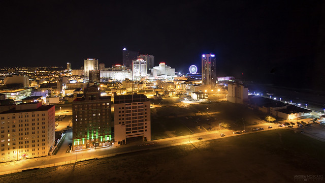 Atlantic City Lights (New Jersey)