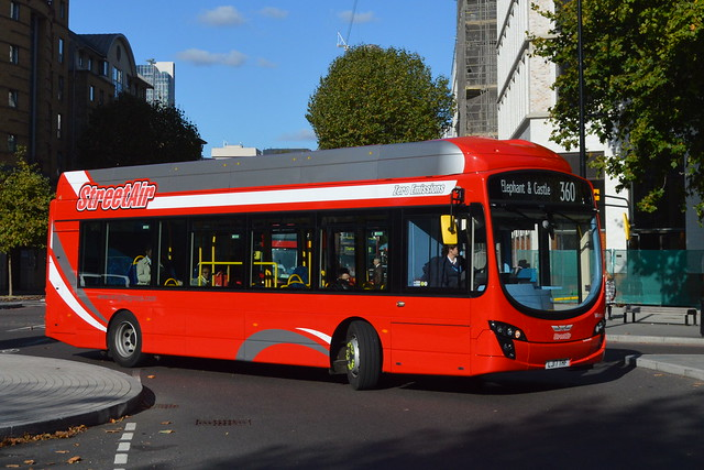 LJ17 THF (Wes1) Go-Ahead London