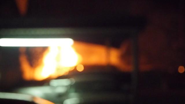 QA170004 Fire next to Pepes Krebs Automotive
