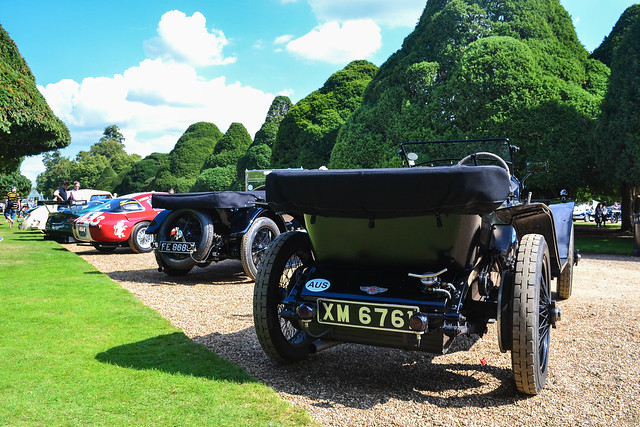 Bentley 3 Litre Le Mans Tourer