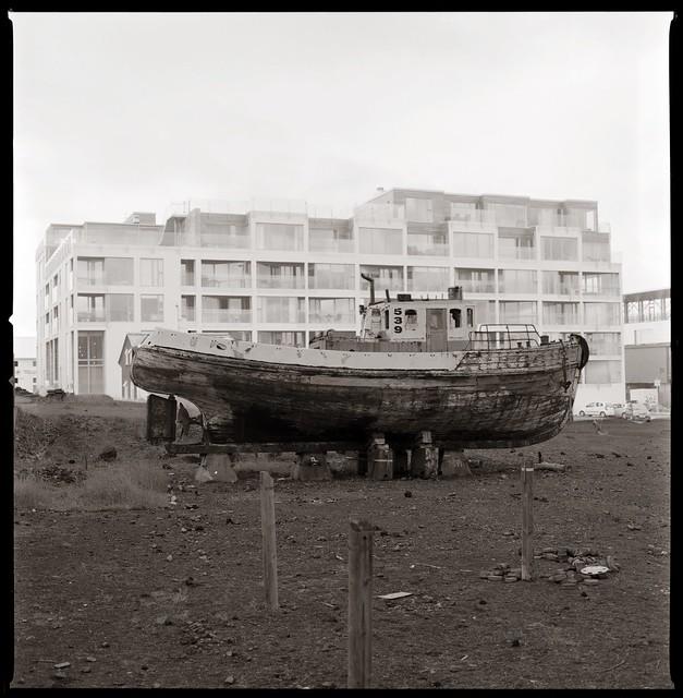 Downtown ship