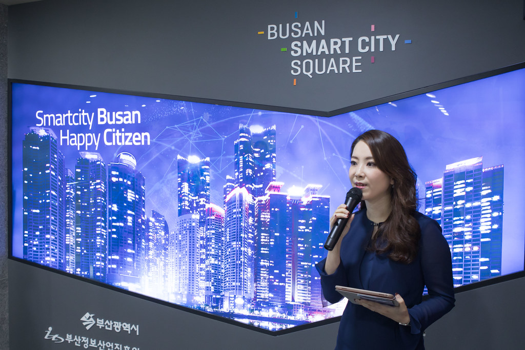 Ministerial Programme - Busan Smart City Tour