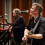 Wed, 20/09/2017 - 7:38am - Josh Ritter and his band perform for a WFUV Public Radio broadcast at Gibson Guitar Studios in New York City, 9/20/17. Hosted by Rita Houston. Photo by Gus Philippas/WFUV