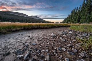 Sunset at Fall Creek Trailhead | by ShutterRunner