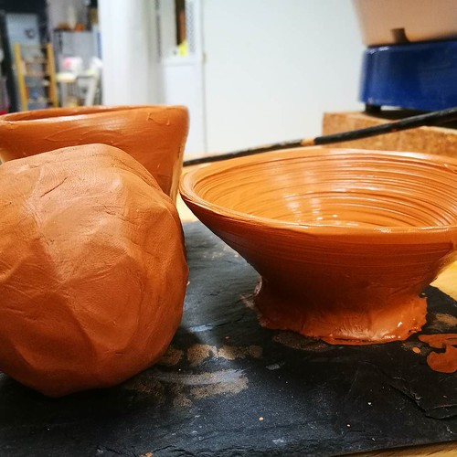 My '#works of #art'! #pottery #notforsale | by woss