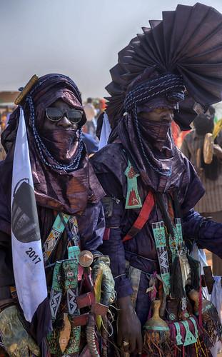 niger agadez bianou festival touaregs